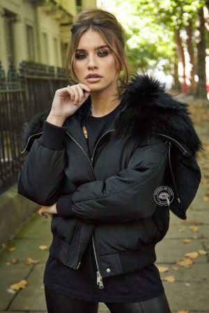 Felicia Lux Black Bomber