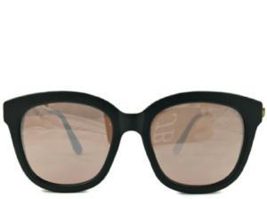 Tarifa Rose Mirror Square Sunglasses